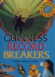 Guinness Book Cover
